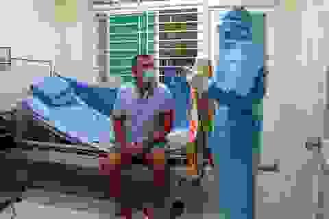5 người về từ Bệnh viện Bạch Mai âm tính với vi rút SARS-CoV-2