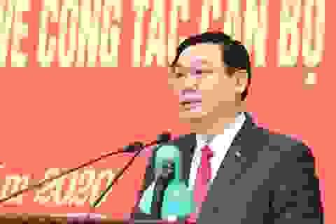 Bí thư Hà Nội lưu ý tập trung phát triển kinh tế sau cách ly xã hội