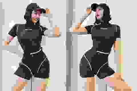 """Hoa hậu Ngọc Hân gây """"choáng"""" khi mạnh tay cắt tóc ngắn sau nhiều năm"""