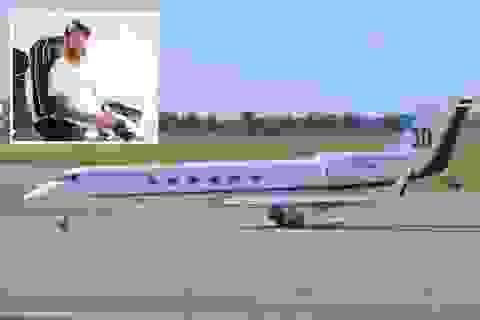 Chuyên cơ của Messi phải hạ cánh khẩn cấp tại Bỉ do lỗi kỹ thuật