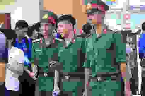 Tiếp tục điều chỉnh thời gian sơ tuyển vào trường quân đội đến ngày 20/6