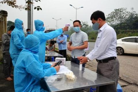 Lào Cai: Cách ly 14 ngày những người đến từ Hà Nội