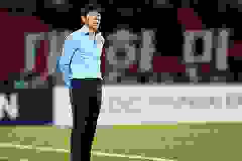 HLV Shin Tae Yong có thể bị giảm lương ở Indonesia