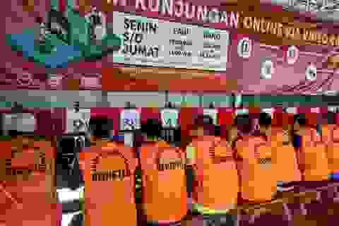 Indonesia sẽ thả hơn 30.000 tù nhân ngăn Covid-19 lây lan