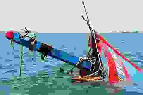 Việt Nam phản đối, yêu cầu Trung Quốc bồi thường vụ đâm chìm tàu cá