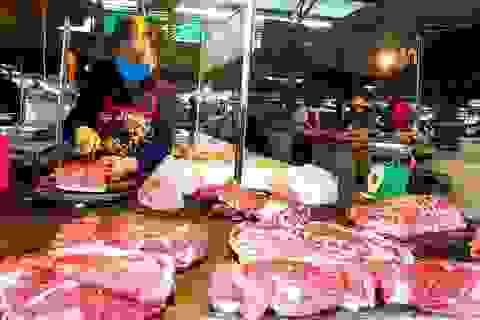 """Giá thịt đến người tiêu dùng """"vênh"""" cao gấp 2-3 lần giá gốc"""