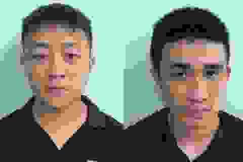 Hà Nội: Bắt nhóm đối tượng trộm cắp xe máy, xịt hơi cay tấn công công an