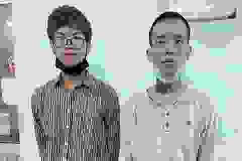 Khởi tố 2 thanh niên cướp tài sản, giở trò đồi bại với nữ sinh viên