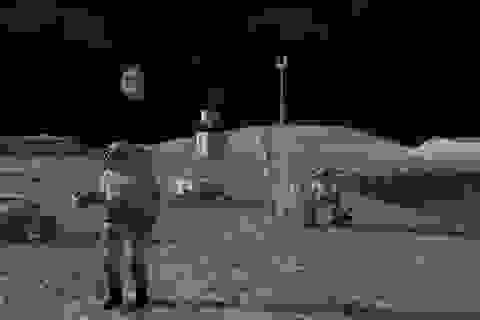 NASA lên kế hoạch xây dựng căn cứ lâu dài trên Mặt Trăng