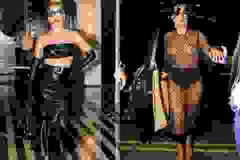 Những bộ cánh ấn tượng của Lady Gaga trong 5 năm qua