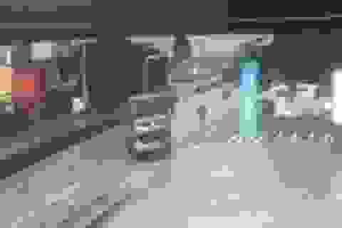 Phạt nguội tài xế ô tô suýt gây tai nạn còn đánh người