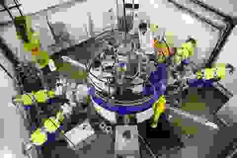 Hàn Quốc sản xuất đồng vị phóng xạ diệt 80% tế bào ung thư