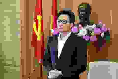 Phó Thủ tướng cảm ơn người dân đã chung sức chống dịch Covid-19