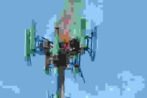 Thuyết âm mưu khiến người dân Anh đốt phá trạm phát sóng 5G