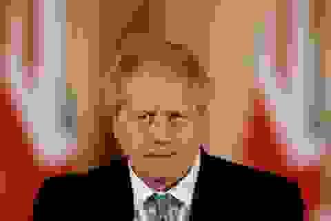 Thủ tướng Anh phải thở oxy trong phòng điều trị tích cực