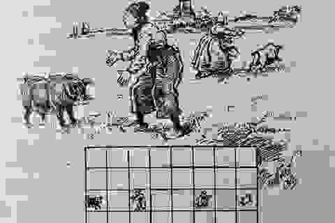 Thử tài tư duy bạn đọc: Trò chơi bắt lợn