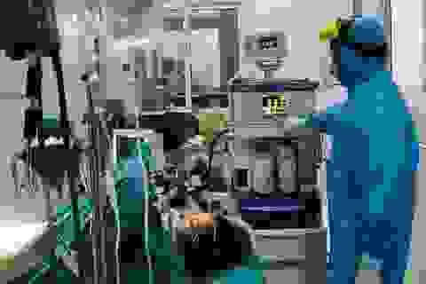 Thanh Hóa: Kịp thời cứu sống nữ bệnh nhân trụy mạch ở khu cách ly
