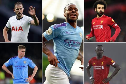 Năm cầu thủ được định giá cao nhất Premier League