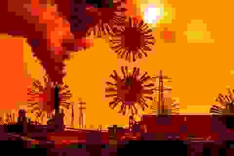 """Covid-19 trở nên """"chết chóc"""" hơn khi kết hợp cùng ô nhiễm không khí"""