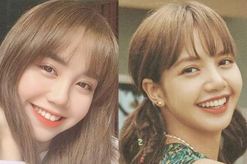 Nữ sinh ĐH Văn hóa gây chú ý vì giống hệt ca sĩ Hàn Quốc