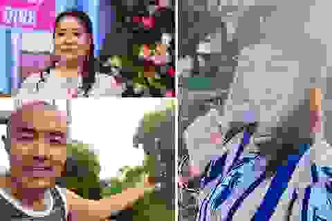 """NSND Hồng Vân, Quốc Thuận khoe vườn nhà xum xuê cây trái để """"tránh dịch"""""""