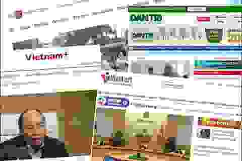 Nhà mạng hỗ trợ 2 tháng miễn phí kết nối cho các báo điện tử tại Việt Nam