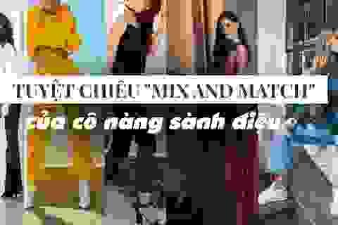 Đa dạng phong cách thời trang Mix & Match cùng Kia Morning