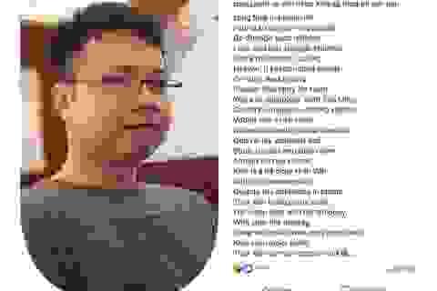 """Ngẫu hứng thời Covid-19, kỹ sư Việt viết thơ Kiều bằng tiếng Anh gây """"sốt"""""""