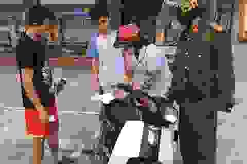 10 ngày, quận xử phạt 210 người không đeo khẩu trang