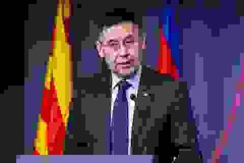 Chủ tịch Bartomeu không từ chức và cuộc chiến vương quyền ở Barcelona