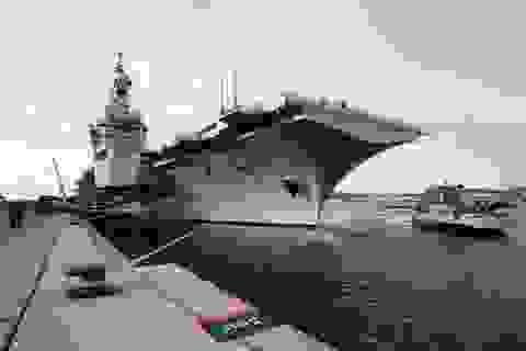 50 thủy thủ mắc Covid-19 trên tàu sân bay duy nhất của Pháp