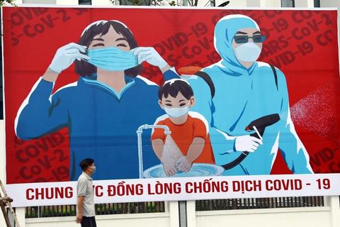 Báo Đức: Thế giới có thể học cách chống dịch Covid-19 của Việt Nam