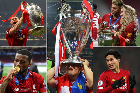Bất ngờ với Top cầu thủ Liverpool đang có nhiều danh hiệu nhất