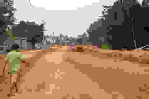 """Quảng Bình: Dự án cải tạo, nâng cấp đường """"bức tử""""… doanh nghiệp!"""