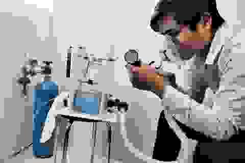 Đại học Điện lực chế tạo thành công máy trợ thở không xâm lấn