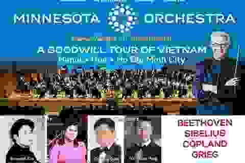 Dàn nhạc giao hưởng Mỹ hủy chuyến lưu diễn tại Việt Nam vì Covid-19