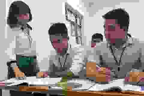 Bộ Giáo dục giảm 1/3 đầu điểm kiểm tra học kỳ II cho cấp THCS, THPT