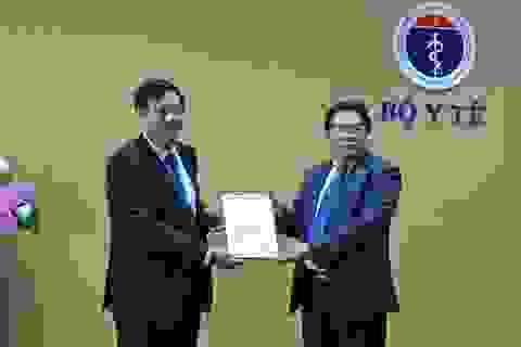 Thứ trưởng Nguyễn Xuân Tuyên làm Bí thư Đảng ủy Bộ Y tế