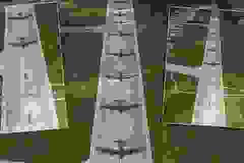 """""""Pháo đài bay"""" B-52 của Mỹ tập trận """"Voi đi bộ"""""""