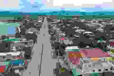 Thủ tướng công nhận huyện Nông thôn mới đầu tiên tại Quảng Trị