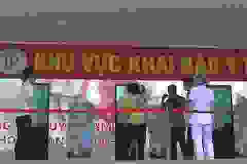 Bệnh viện Chợ Rẫy áp dụng khai báo y tế bắt buộc với 100% người vào viện