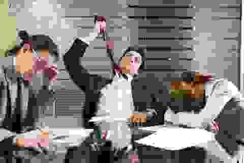 Cách làm việc với những đồng nghiệp không hợp tác