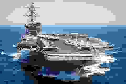 Dịch Covid-19 trên tàu sân bay Mỹ không liên quan tới chuyến thăm Việt Nam