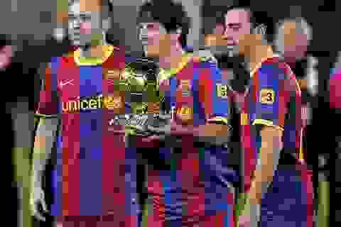 """Iniesta: """"Thế hệ vàng Barcelona sẽ không xuất hiện"""""""