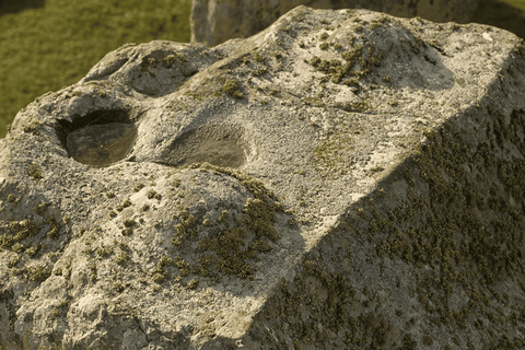 Hé lộ hình ảnh hiếm hoi về kỹ thuật xây dựng của bãi đá cổ Stonehenge