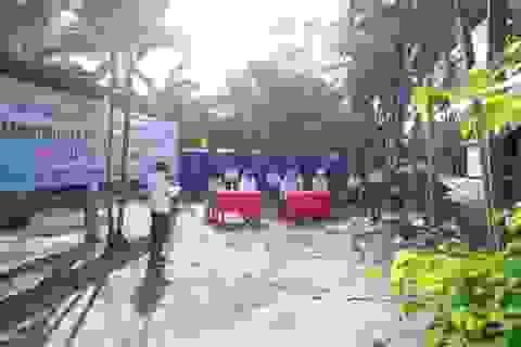 Hàng nghìn người dân ở Tiền Giang được sử dụng nước sạch miễn phí