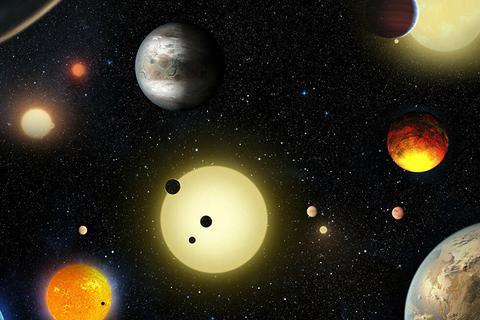 Phát hiện ngoại hành tinh giống Trái đất trong vùng có thể ở được