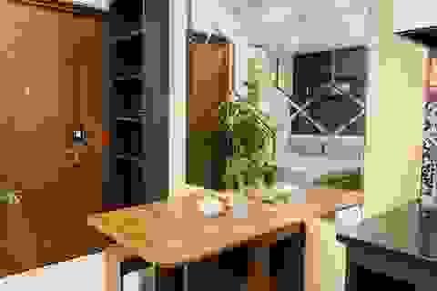 Hô biến căn hộ 23m2 ở Hà Nội thành homestay sang trọng chỉ 60 triệu đồng