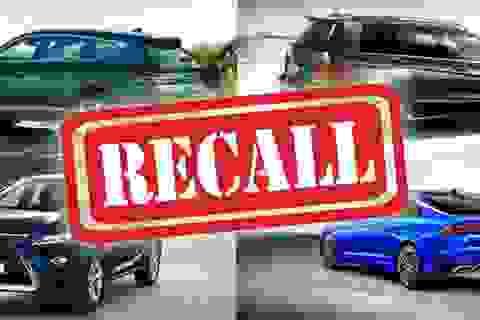 Hyundai, Kia, Mercedes-Benz và Toyota đồng loạt triệu hồi xe tại Hàn Quốc