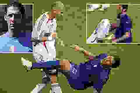 """Materazzi: """"Tôi bị tổn thương sau cú húc đầu của Zidane"""""""